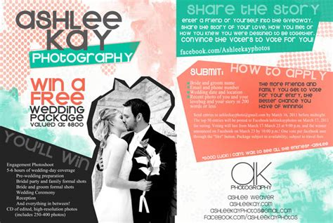 Wedding Belles Giveaway by Wedding Photography Giveaway The Magazine