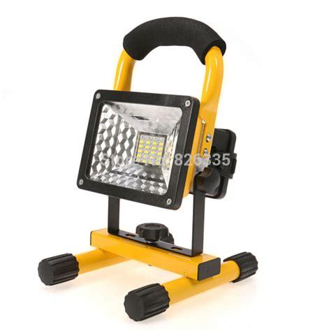 Portable Led Flood Light Ip65 Spotlight Street Outdoor Portable Flood Lights Outdoor