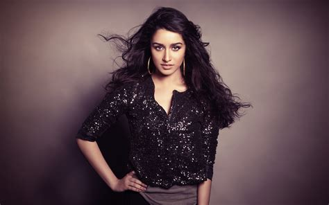 latest girl wallpaper actress shraddha kapoor wallpapers hd wallpapers id 13367