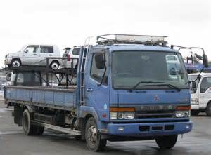 Used Mitsubishi Fuso Mitsubishi Fuso Fighter Truck 1999 Used For Sale