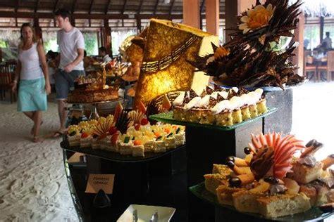 il buffet picture of meeru island resort spa
