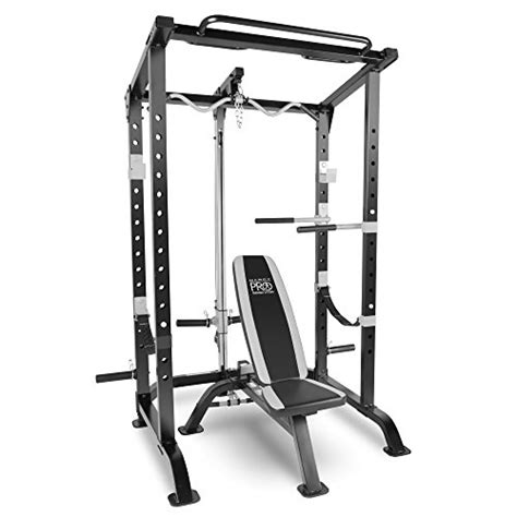 weight bench cage marcy pro full cage and weight bench personal home gym