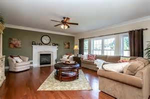 paint colors for family room with fireplace family room with fireplace and painted accent wall blue