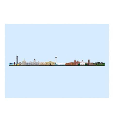 Skyline Gift Card - liverpool skyline card liverpool gift company