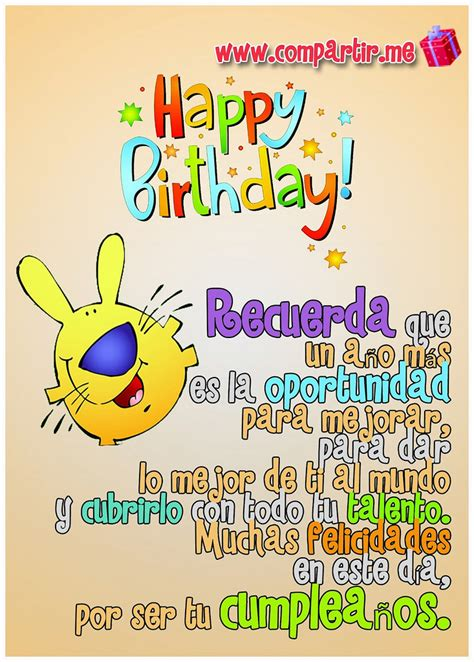imagenes de happy birthday para compartir en facebook im 225 genes para compartir postal de happy birthday con fras