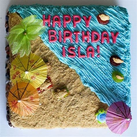 Get Rid Of The Summer Cake Look by Birthday Cakes Ideas For And Summer