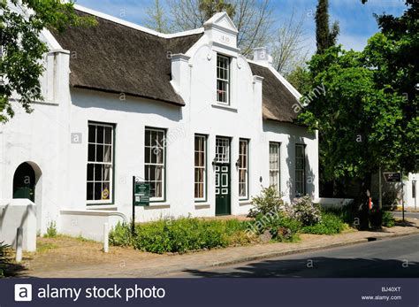 dutch style houses house cape dutch style dorp street stellenbosch cape