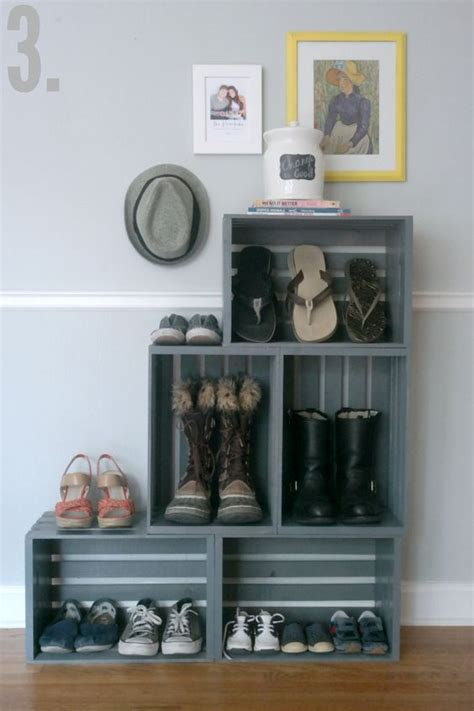 How To Make Shoe Shelves In Closet by Ideas How To Create Diy Shoe Closet Shelves Cozy Diy