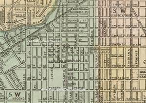 chicago map 1920 chicago city map memes