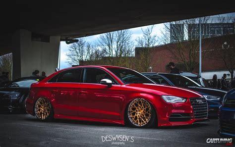 Audi A3 Stance by Stance Audi S3 Sedan