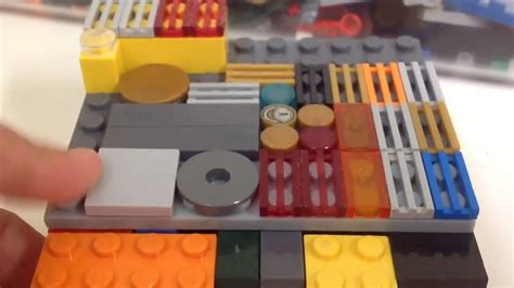 lego box tutorial my 21 edition lego puzzle box tutorial minh pham youtube
