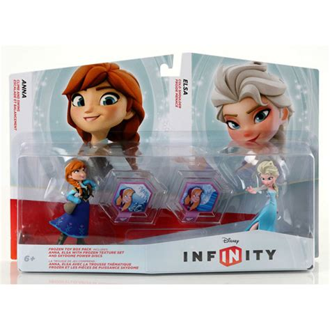 disney infinity frozen disney infinity frozen box pack universal walmart