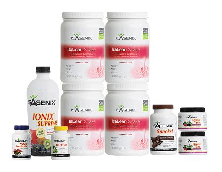 Thrive Health Systems 30 Day Detox by How Much Is Isagenix What Is The True Isagenix Cost