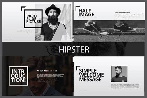 powerpoint themes hipster hipster business powerpoint template by design bundles
