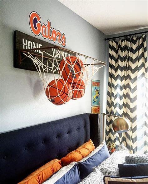 17 inspirational ideas for decorating basketball themed modern basketball themed bedroom best of basketball