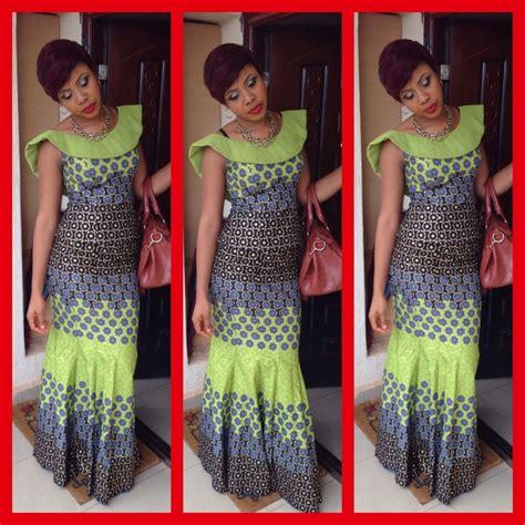 ankara long dress styles african dresses ankara long gown style dezango fashion