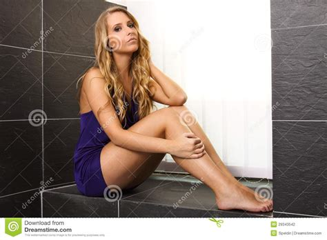 hot girls in the bathroom sexy girl in the bathroom stock photography image 29343542