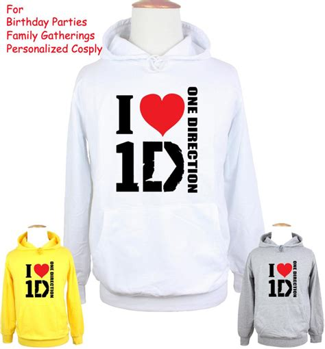 Zipper Hoodie One Direction buy wholesale 1d hoodie from china 1d hoodie