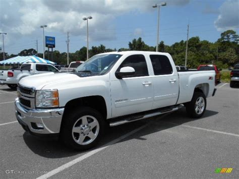 2014 silverado colors 2014 summit white chevrolet silverado 2500hd ltz crew cab