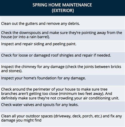 spring home tips spring home maintenance tips simple spring home