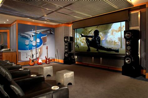 home theater designs  pinterest home theater design