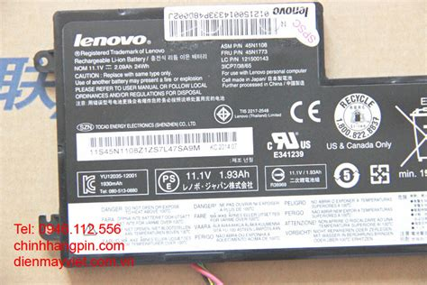 Battery Lenovo K2450 Original pin battery lenovo thinkpad t440 x240s t440s x240 x250