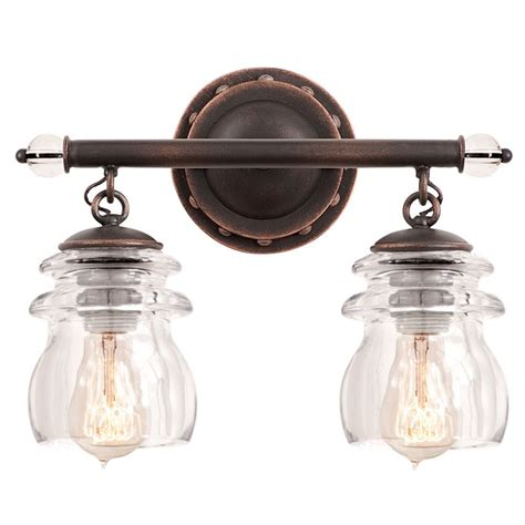 copper bathroom lighting kalco lighting brierfield antique copper bathroom light