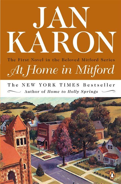 jan karon at home in mitford