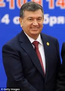 uzbekistan's president islam karimov dies at 78 | daily