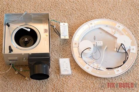 how to put in a bathroom exhaust fan how to install a bathroom fan with bluetooth speakers