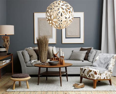 grey and beige living room mix and chic gray is the new beige