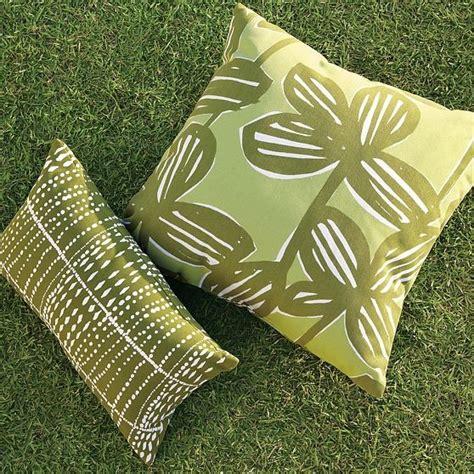 West Elm Outdoor Pillows by Jungle Flower Outdoor Pillow Modern Outdoor Pillows