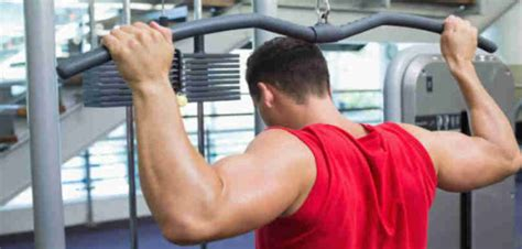 neck lat pulldown bodybuilding wizard