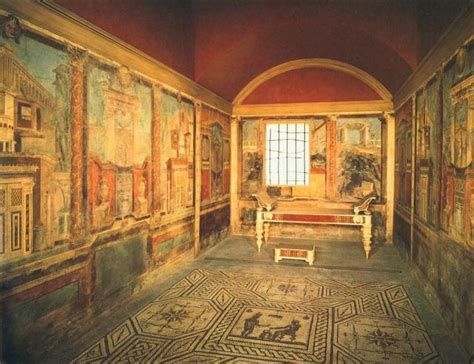 roman bedroom 10 best images about latin cubicula on pinterest villas