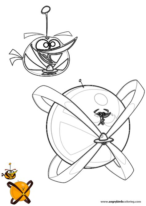angry birds space coloring pages blackbird free download angry bird para colorear birds pintar car