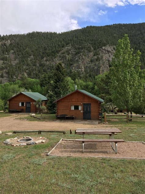 river mountain lodge front archer s poudre river resort cabins cing store
