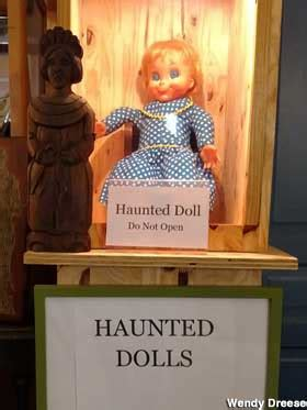haunted doll in museum haunted dolls museum www pixshark images galleries