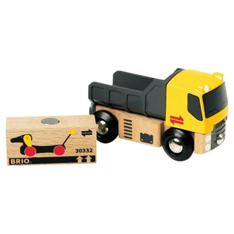 brio classic freight set buy brio classic freight goods truck wooden toy from our