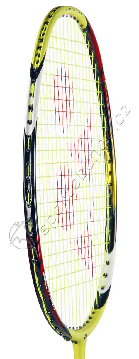Raket Yonex Z Slash badmintonov 225 raketa yonex arcsaber z slash 180 10 verze 3u