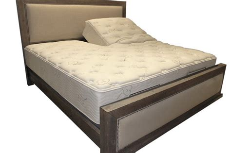 fusion split top mattress sleep system lake mattress