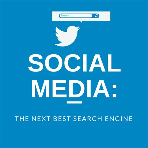 Social Media Search Engine Find Social Media The Next Best Search Engine