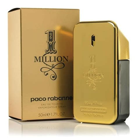 buy paco rabanne 1 million eau de toilette spray 50ml at chemist warehouse 174