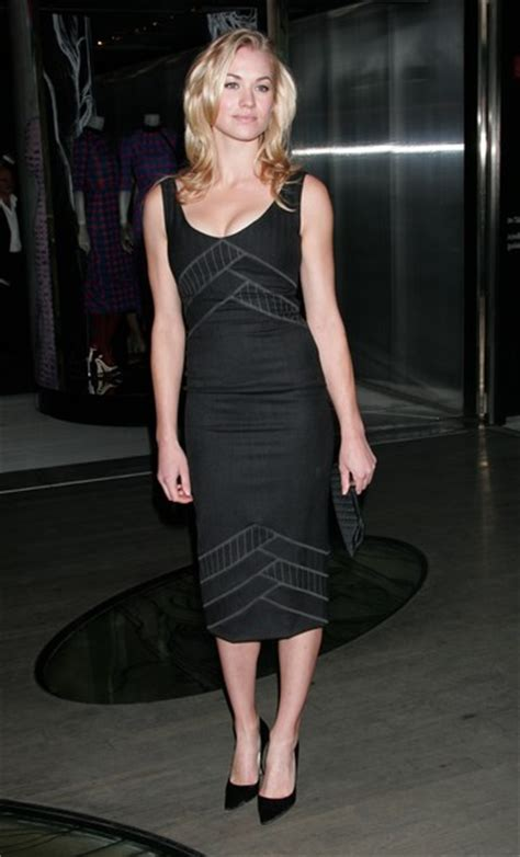 Prada Presents Trembled Blossoms Event by Yvonne Strahovski Photos Photos Prada Presents Trembled