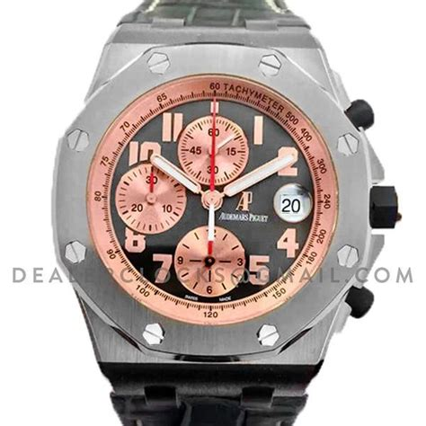 Ap Royal Oak Chrono Pride Of Indonesia Titan Grade Aaa royal oak offshore pride of indonesia dealer clocks