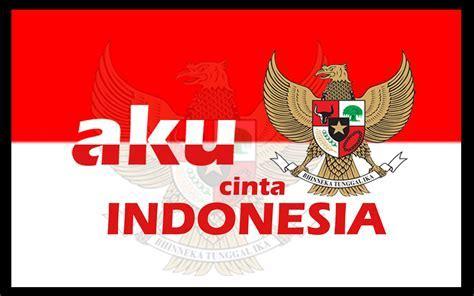wallpaper AKU cinta INDONESIA..