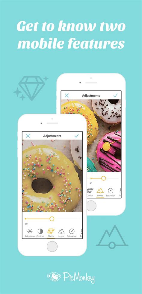 picmonkey mobile picmonkey mobile app adds levels and clarity picmonkey