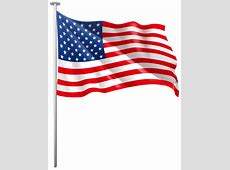 Download AMERICAN FLAG Free PNG transparent image and clipart Free Animated Clip Art American Flag