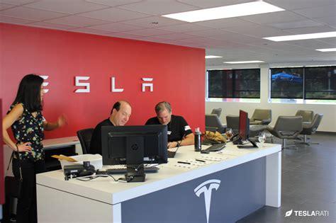 Tesla Employment Tesla La Club Unveils Los Angeles Largest Tesla Service
