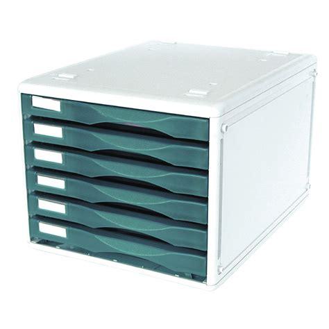 metro 3439 desktop filing mdss b4 6 drawers