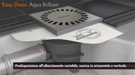Fliesen F R Keller 3464 by Easy Drain Aqua Brilliant L Installazione Scarico
